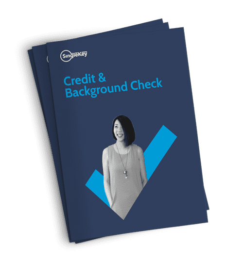 tenant background check and verification services